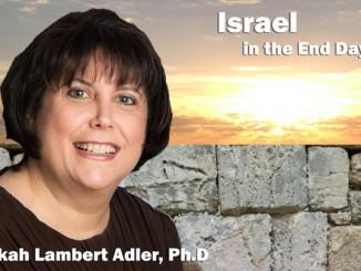 Rivkah Lambert Adler, -Israel in the End Days -620 x 330