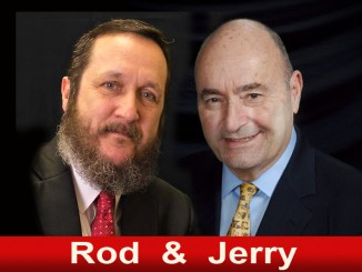 Rod and Jerry